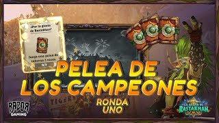 Hearthstone | NUEVO EVENTO: Pelea de los Campeones (Ronda Uno)