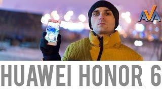 смартфон Huawei Honor 6 обзор от AVA.ua
