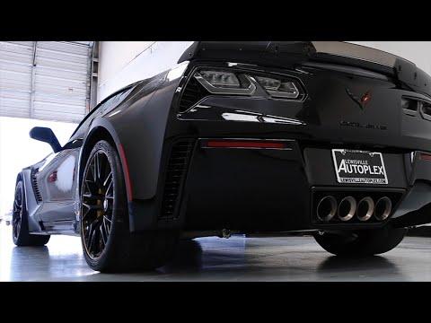 2016 Corvette Z07 >> 2016 Chevrolet Corvette Stingray Z06 C7.R ...