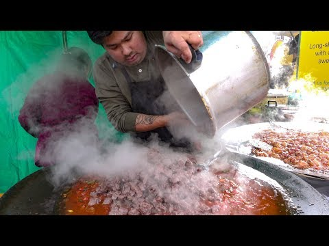 Cooking Curry the Burma Way. London Street Food from Myanmar thumbnail