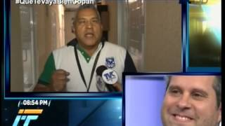 TVC Fútbol a Fondo-Copán Álvarez se despide de Fútbol a Fondo y la teleaudiencia