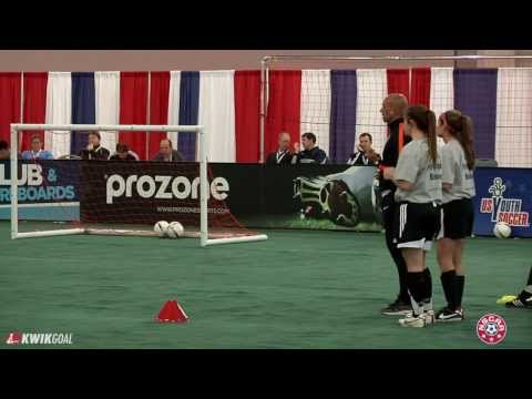 "Miguel Cardoso, ""Team Building - Creating a Defensive Pattern,"" NSCAA Convention 2014"