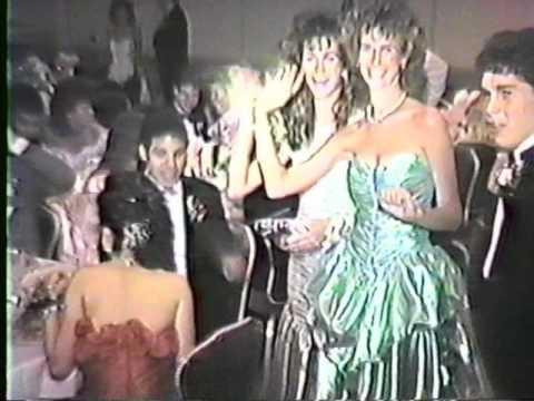 Raritan High School Senior Prom 1987 (full video)