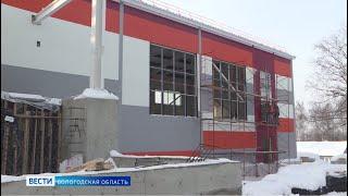 Масштабная стройка: в никольской школе появится новая столовая и спортзал