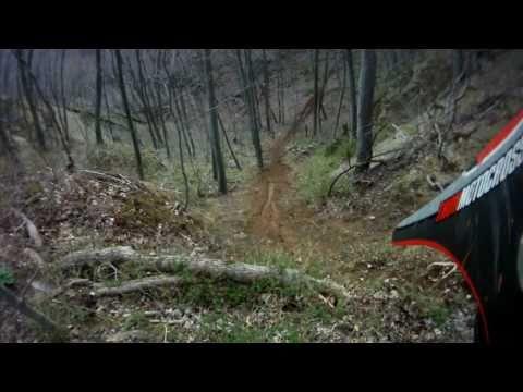 Samson Hill Climb on a KNOBBY KTM 525