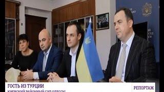 Гість з Туреччини в Київському районному суді міста Одесси