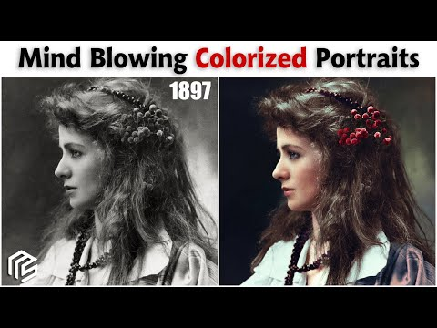 Historical Photos Brought To Life Using Colorization And AI Technology