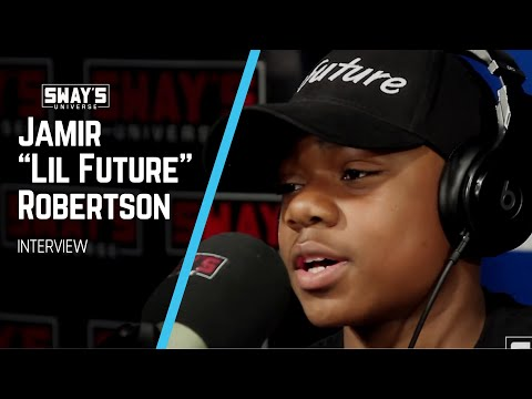 """Boxing Phenom Jamir """"Lil Future"""" Robertson Is Taking On All Challengers"""