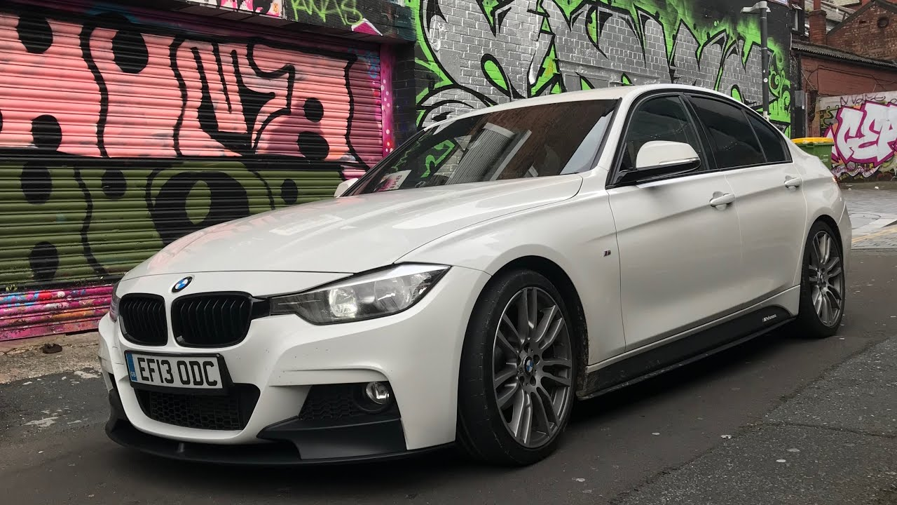 2013 bmw 320i m sport f30 review and mods youtube. Black Bedroom Furniture Sets. Home Design Ideas