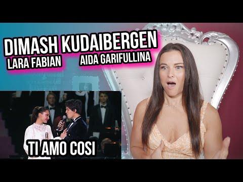 Vocal Coach Reacts to Dimash Kudaibergen -Ti amo cosi