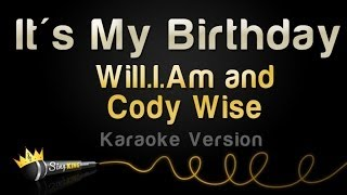 Will.I.Am and Cody Wise - It