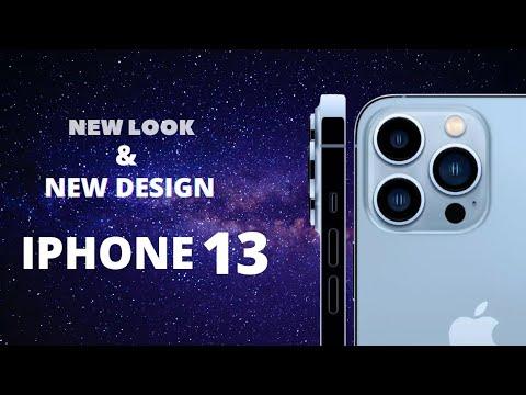 iPhone 13 new look design !