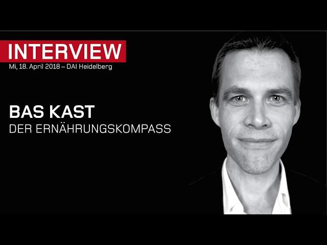 Bas Kast Der Ernährungskompass Interview Dai Heidelberg Youtube