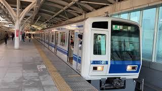 【西武】6000系6152号車 石神井公園発車
