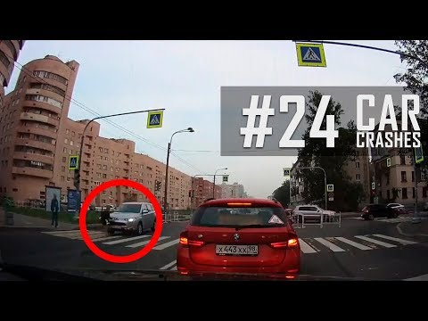 Most Shocking And Worst Pedestrian Accidents Compilation #24