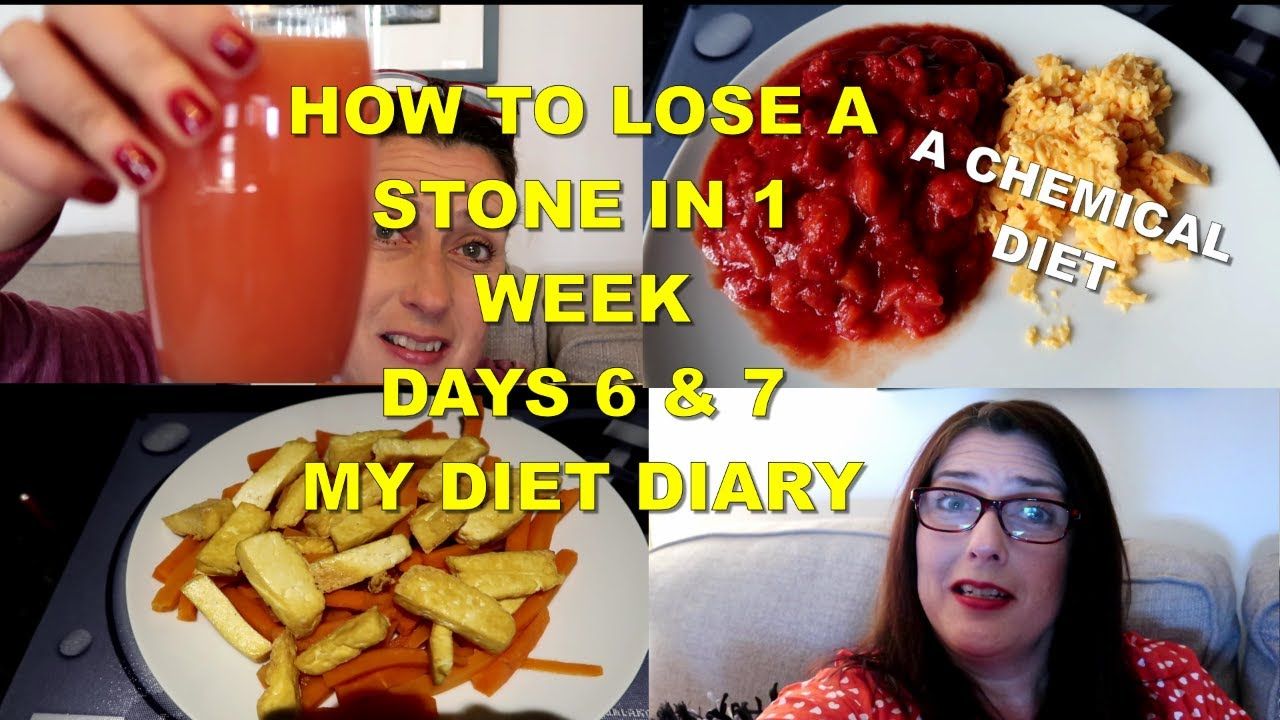 Diet guaranteed to lose a stone in a week
