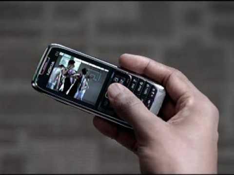 Nokia E51 Commercial