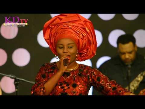 Lucy Wangeci Chineke Speak in Tongues in Birmingham USA