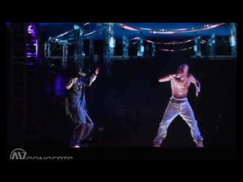 Tupac's Hologram - (How It Works)