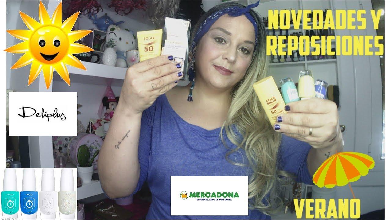 NOVEDADES Y REPOSICIONES DE MERCADONA!!