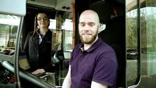 """Batteriebus-Busportrait: """"eCitaro"""" von ESWE Verkehr"""