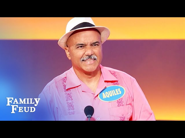 You wanna cut your boss' what off?? | Family Feud