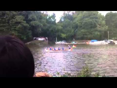 Bluejacket crosses finish line 52nd out of 314 at Great River Race