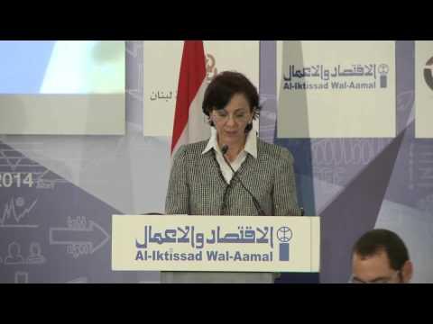 AEF 2014 H.E. Dr. Rima Khalaf, Inaugural Session