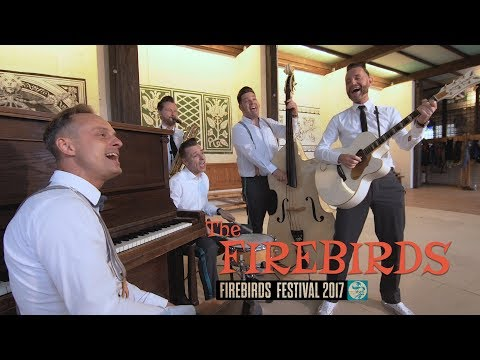 'Sandy' The Firebirds FIREBIRDS FESTIVAL (bopflix sessions) BOPFLIX