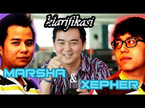 QnA with CEO RRQ - Klarifikasi MARSHA & XEPHER