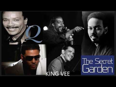 Quincy Jones Feat Barry White, Al B  Sure, El Debarge & James Ingram   The Secret Garden