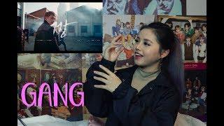 Reaction to GANG 깡 MV - 비 RAIN