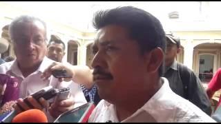 Taurino Rincón presidente del Comité de Bienes Comunales de Zacualpan