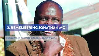 SH11 Million ATM heist, New political parties ahead of 2022, Remembering Jonathan Moi |#NewsIn90