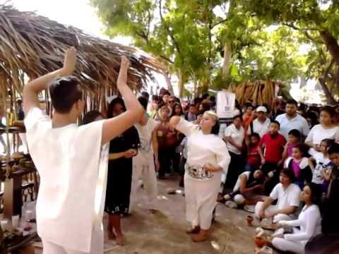 Hanal Pixán, Mérida, Yucatán 2014.