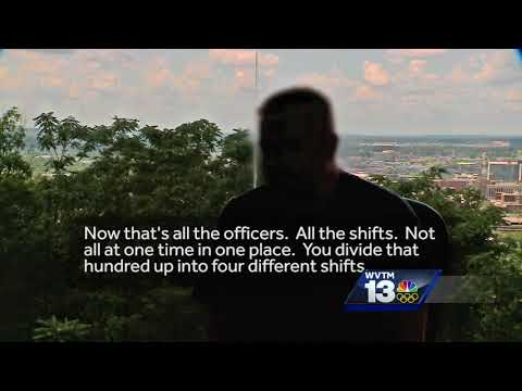 Ex-corrections officer says Alabama prison system needs complete overhaul
