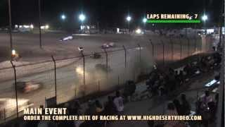 USRA Modifieds @ Southern New Mexico Speedway