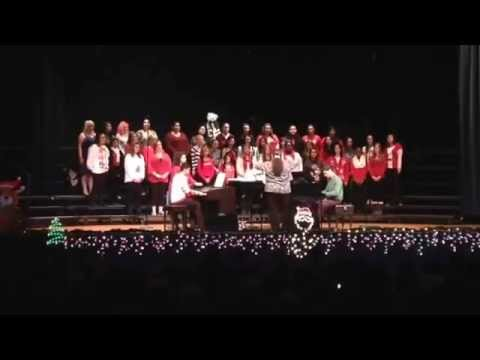 Christmas Canon - El Reno High School Treble Choir