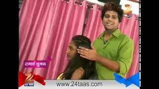 Smart Women : Pinindo Hair Style With Vinayak Varde 03rd April 2015
