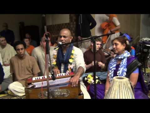 Киртан Мадхава прабху - Kirtan Mela
