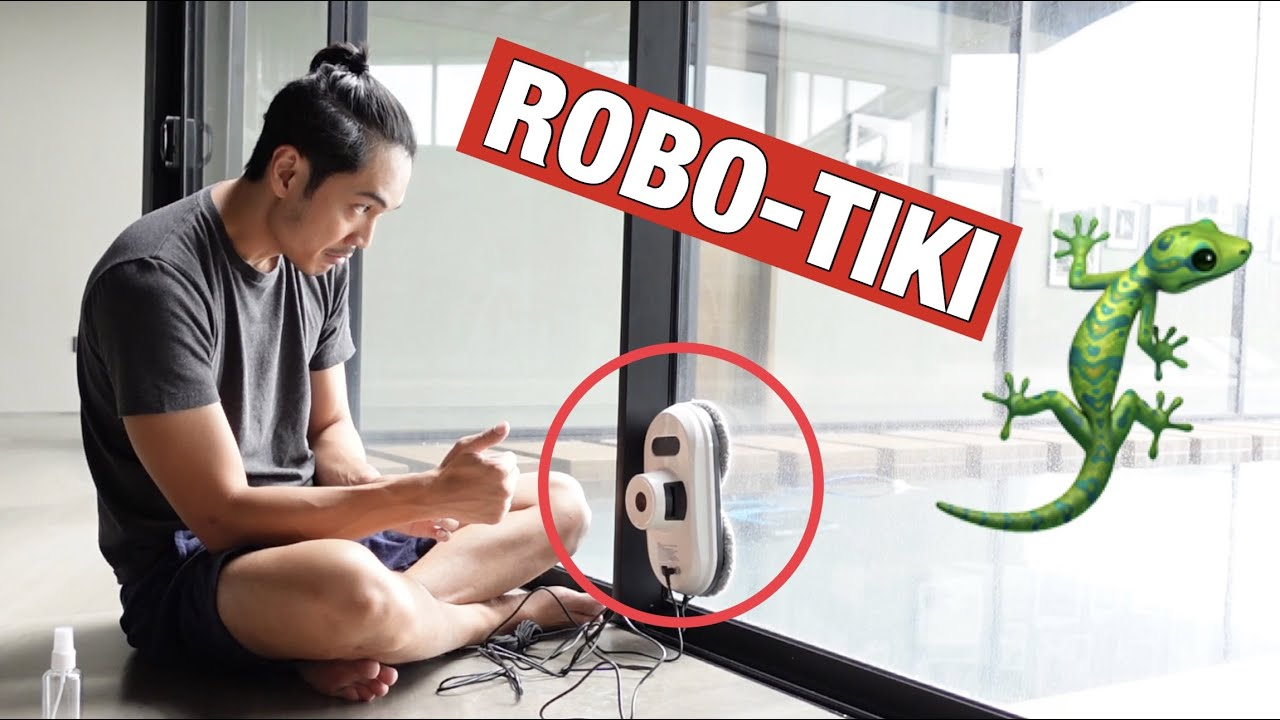 Download I bought a random cleaning robot on the internet. WAS THIS A MISTAKE?  😅