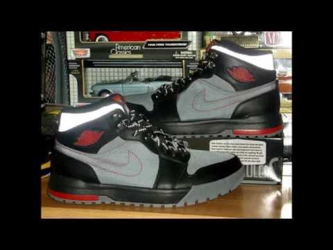 Jordan Trek 1  outdoor shoe