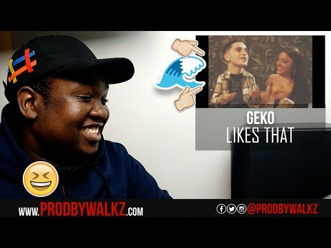 Geko - Likes That [Music Video] | GRM Daily (REACTION)