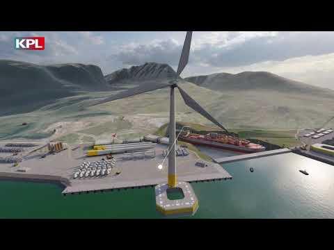 Kishorn Port & Dry Dock Masterplan Expansion