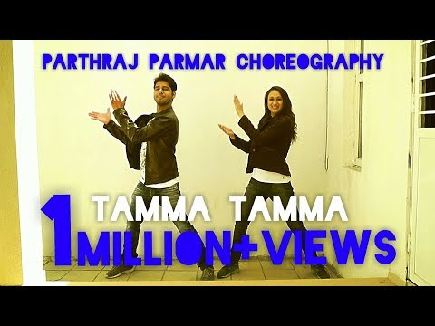 Tamma Tamma Again Dance Choreography by Parthraj Parmar | Badrinath ki Dulhaniya Movie