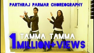 Tamma Tamma Again dance video choreography by Parthraj Parmar | Badrinath ki Dulhaniya Movie