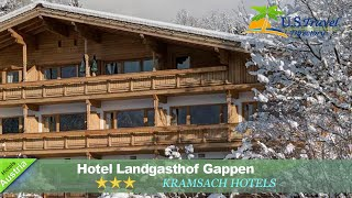Hotel Landgasthof Gappen - Kramsach Hotels, Austria