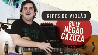 Riffs de Violão   Billy Negão (Cazuza)