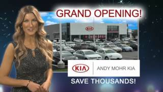 Andy Mohr Kia Grand Opening | May 2017 TV Commercial | Indianapolis, Indiana thumbnail