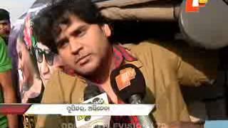 Pupinder promotes his film- Jagu Autowala
